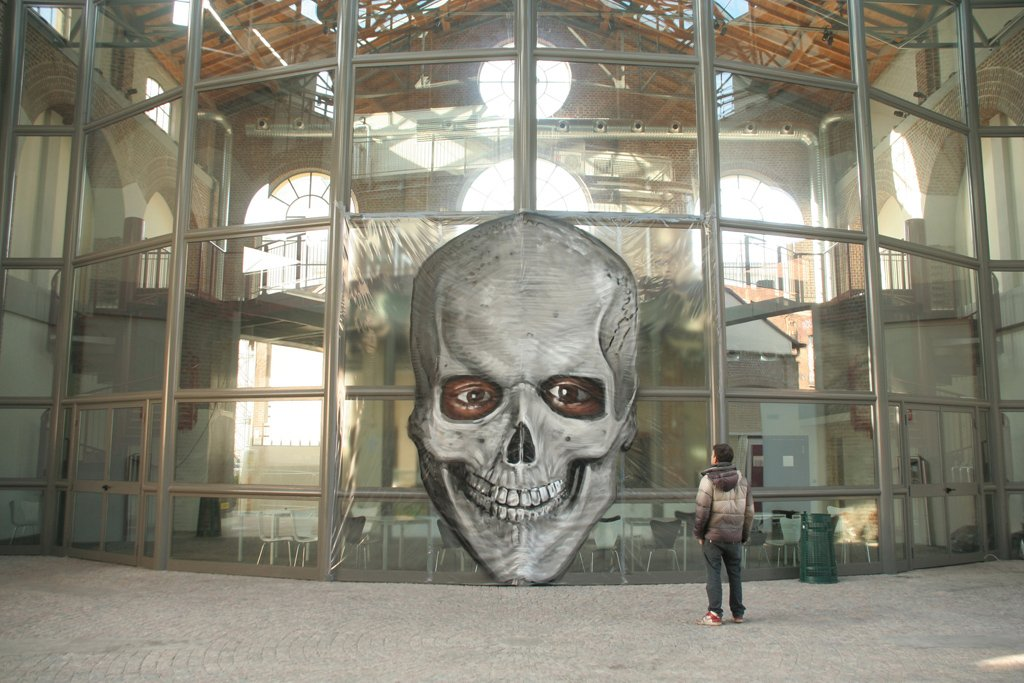 ozmo 'still death' museo del 900