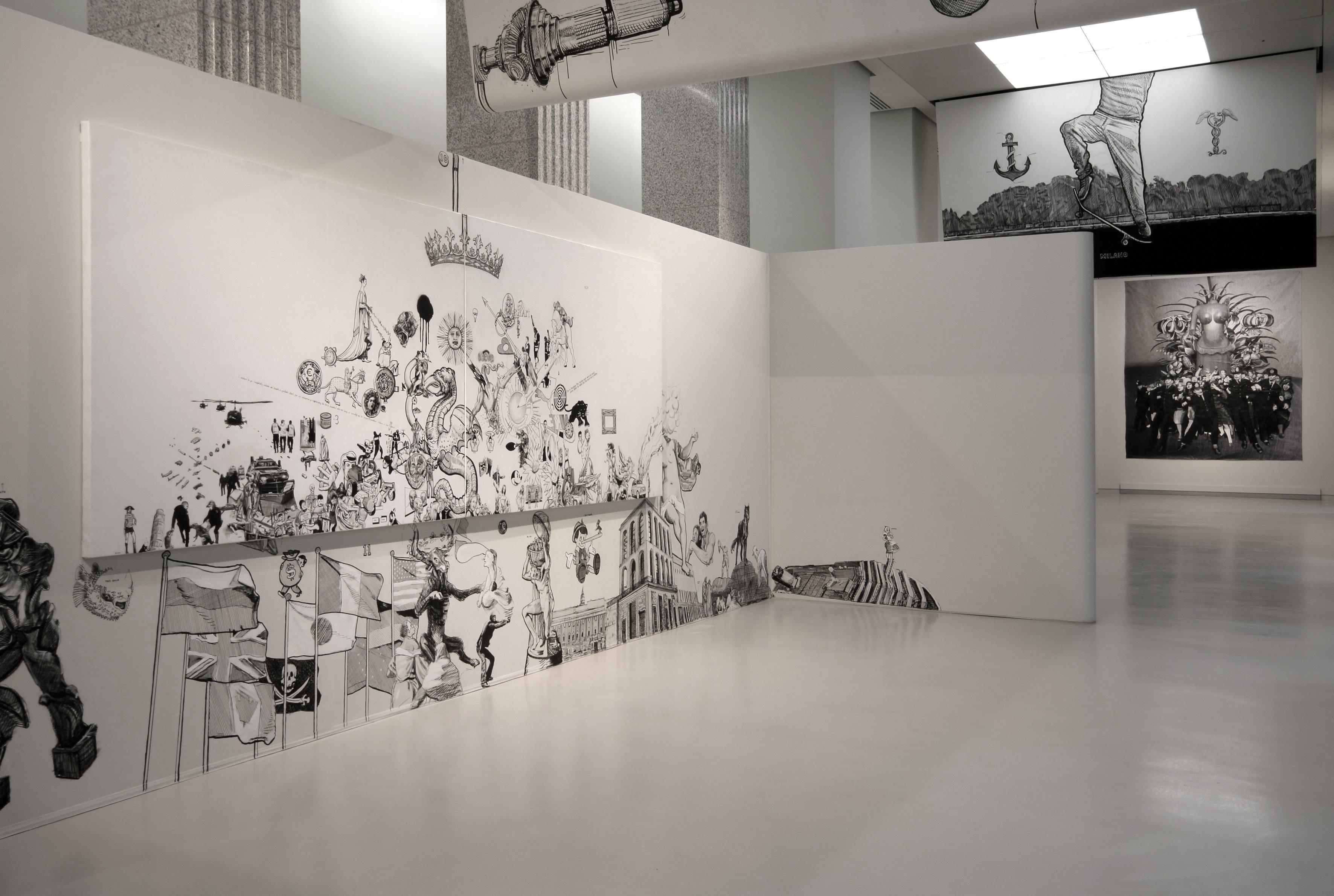 OZMO museo del 900 inst view Crediti Roberto Mascaroni