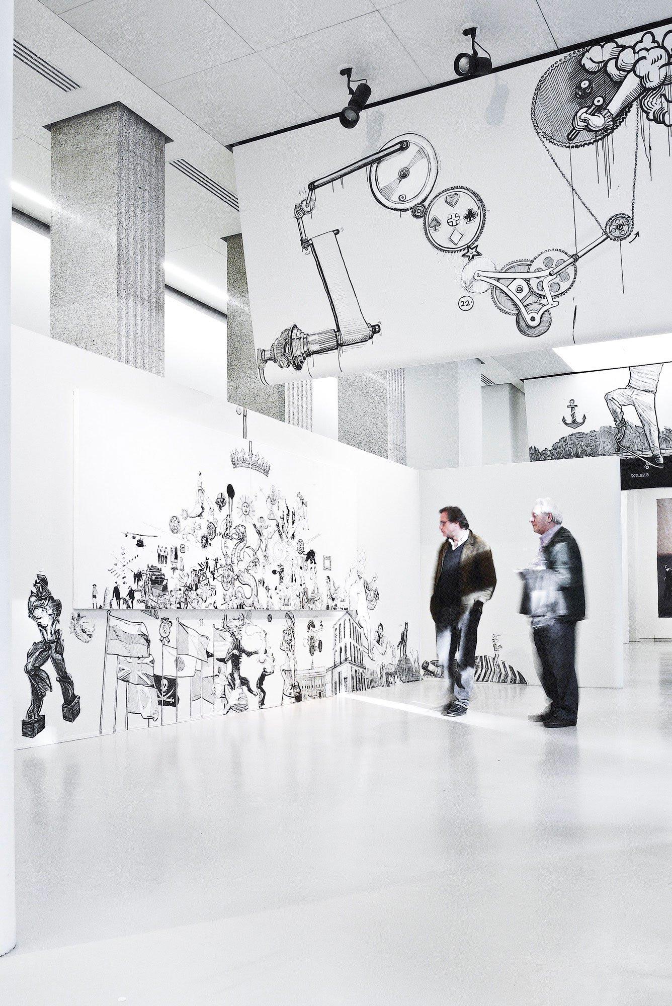 OZMO AL MUSEO DEL 900 A MILANO