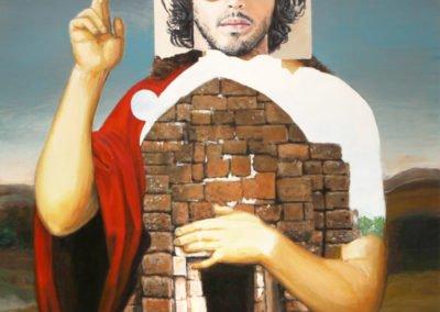 Rafael plus stone door